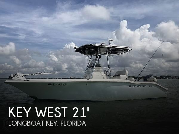 Used Key West Boats For Sale by owner | 2009 Key West 211 Bluewater