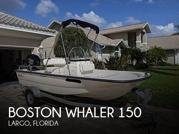 Used Boston Whaler 150 Montauk Boats For Sale by owner | 2017 Boston Whaler 150 Montauk