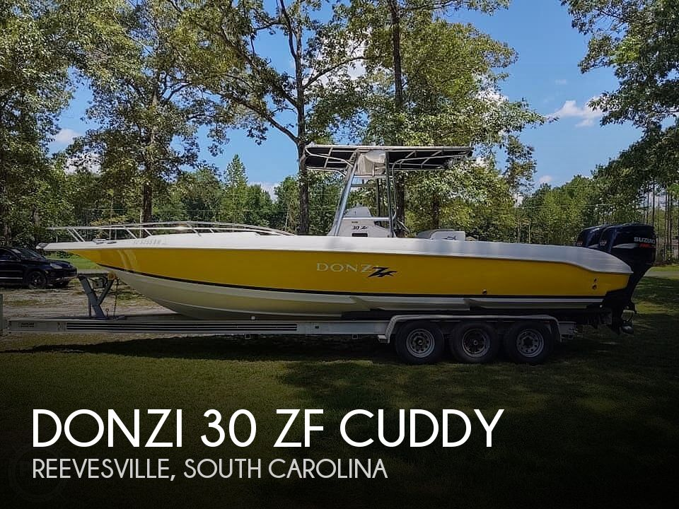 Used Boats For Sale in Columbia, South Carolina by owner | 2000 Donzi 29