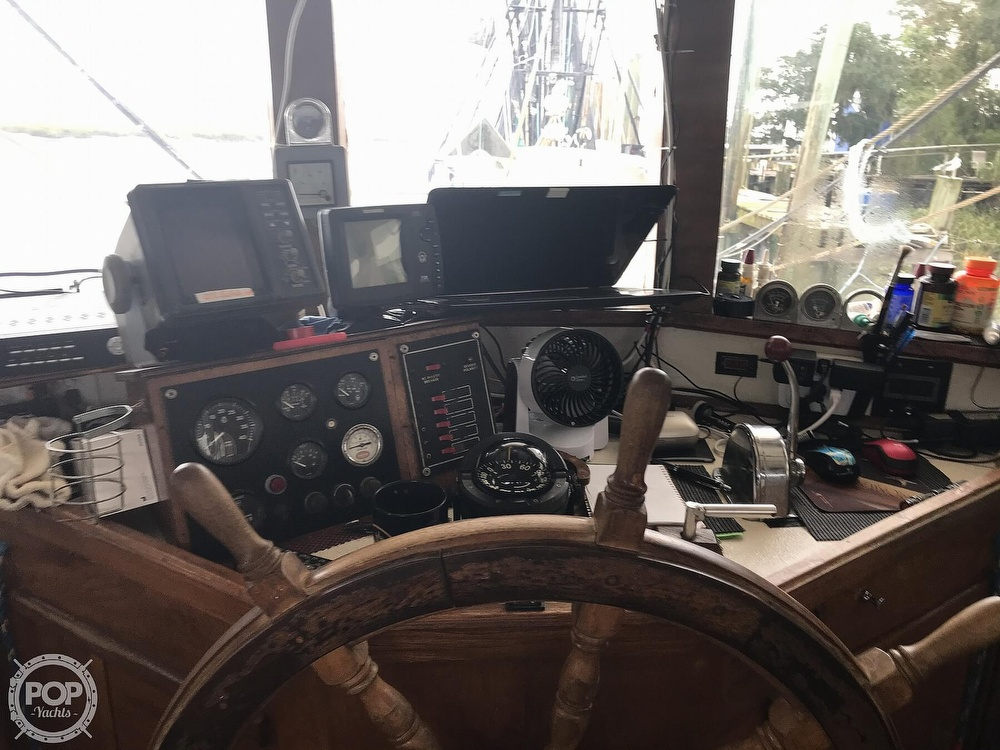 1997 Custom boat for sale, model of the boat is 60 & Image # 17 of 40