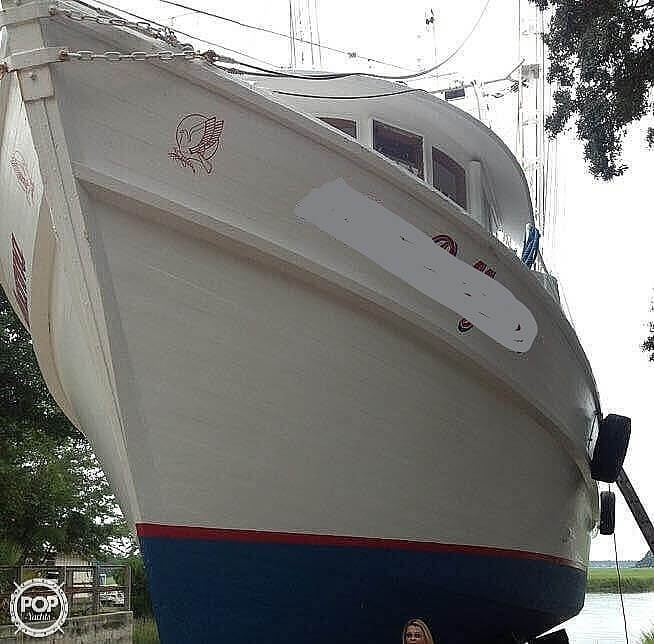 1997 Custom boat for sale, model of the boat is 60 & Image # 4 of 40