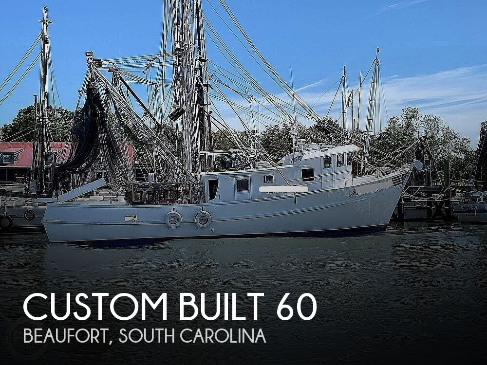 1997 Custom boat for sale, model of the boat is 60 & Image # 1 of 40