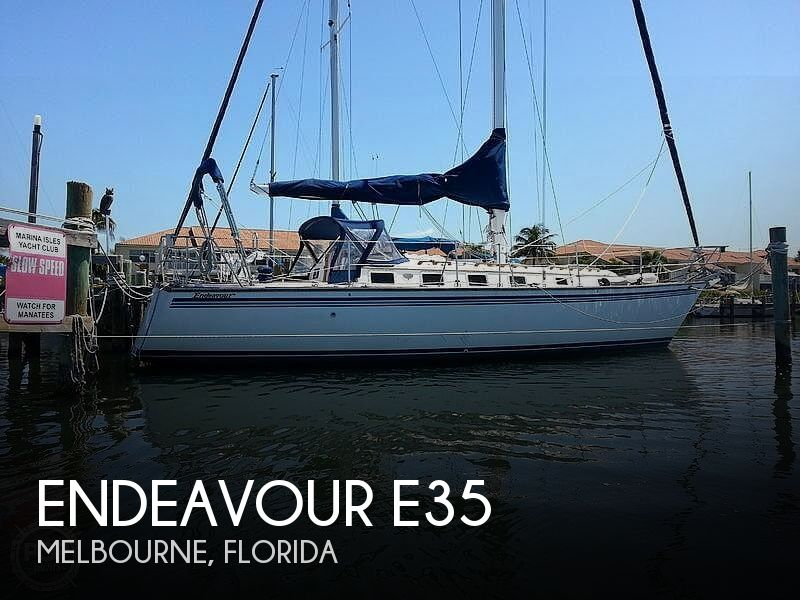 Used Endeavour Boats For Sale by owner | 1984 Endeavour E35