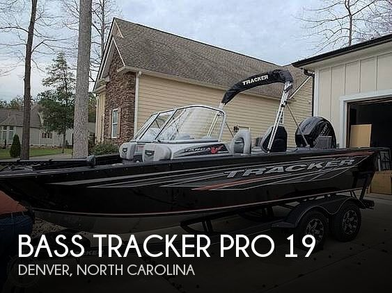 Used Tracker Fishing boats For Sale by owner | 2018 Bass Tracker Pro 20