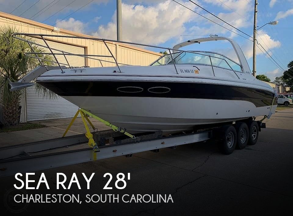 Used Sea Ray 280 Sun Sport Boats For Sale by owner | 2000 Sea Ray 280 Sun Sport
