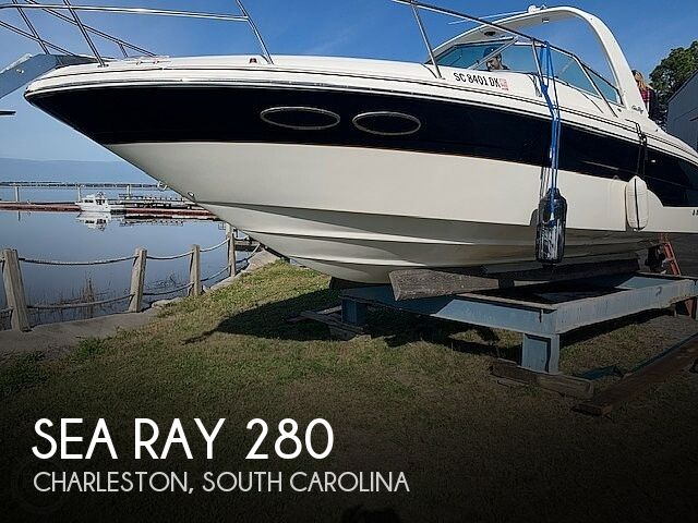 2000 Sea Ray boat for sale, model of the boat is 280 Sun Sport & Image # 1 of 41