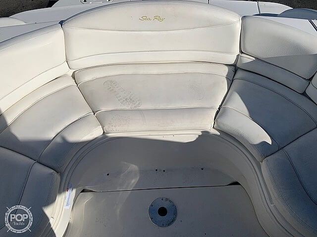2000 Sea Ray boat for sale, model of the boat is 280 Sun Sport & Image # 21 of 41