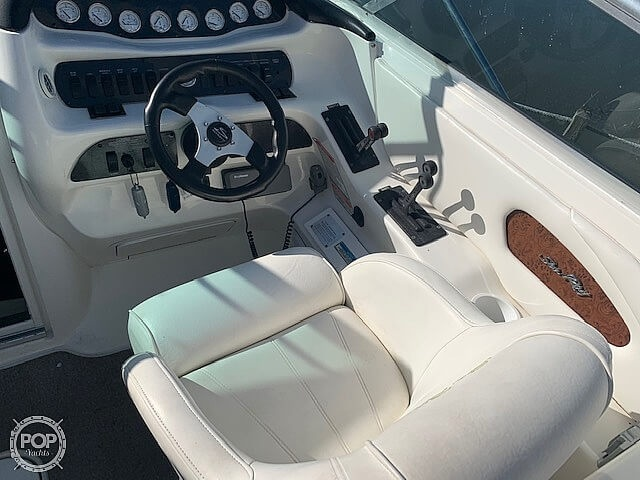 2000 Sea Ray boat for sale, model of the boat is 280 Sun Sport & Image # 27 of 41