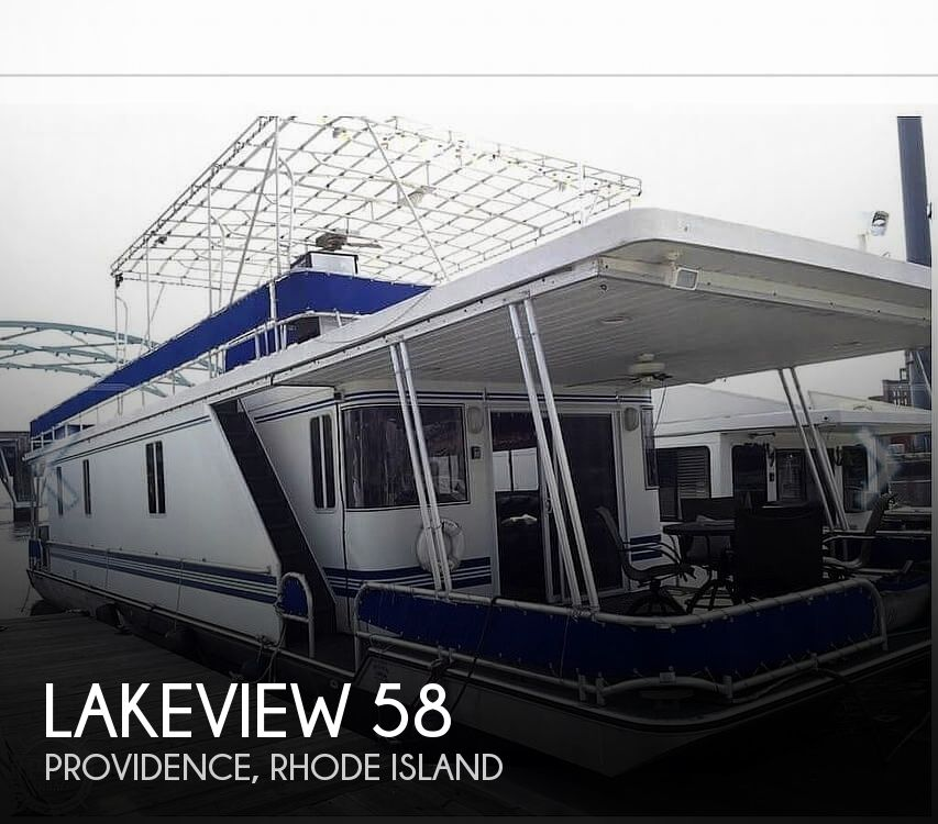 Used Houseboats For Sale by owner | 2006 Lakeview 58