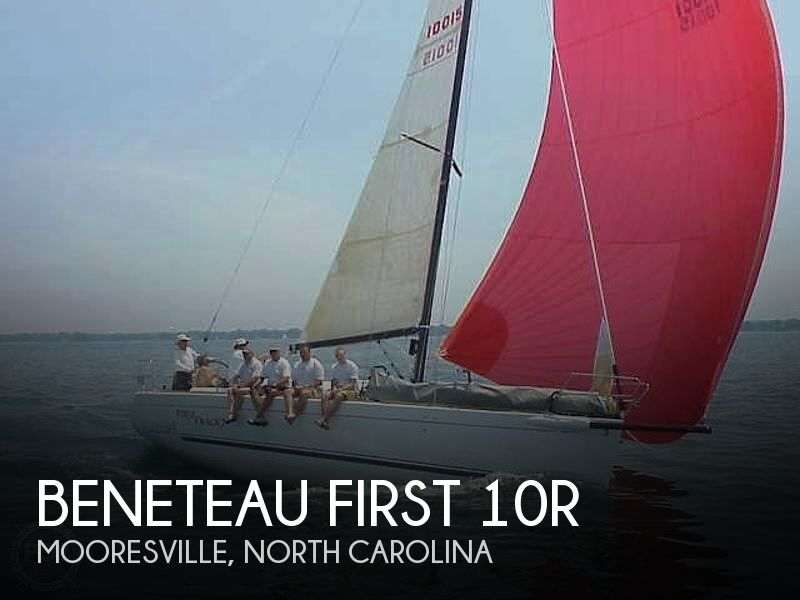 Used Boats For Sale in Charlotte, North Carolina by owner | 2007 Beneteau First 10R