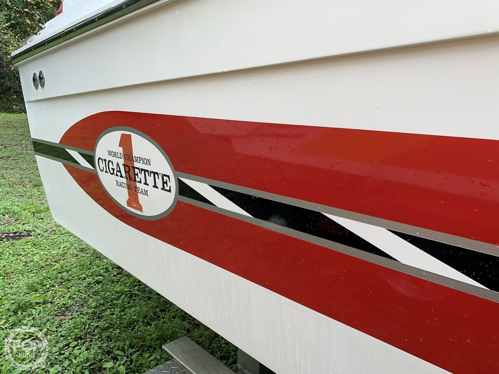 1989 Cigarette boat for sale, model of the boat is Bullet 31 & Image # 6 of 40