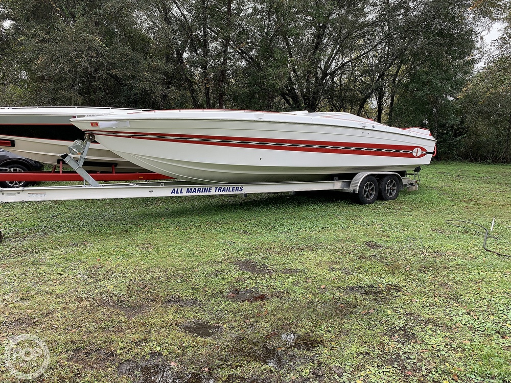 1989 Cigarette boat for sale, model of the boat is Bullet 31 & Image # 2 of 40
