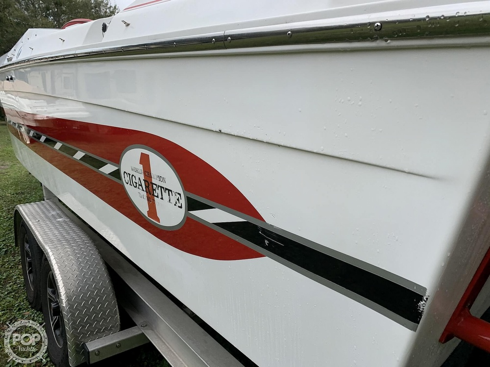 1989 Cigarette boat for sale, model of the boat is Bullet 31 & Image # 18 of 40