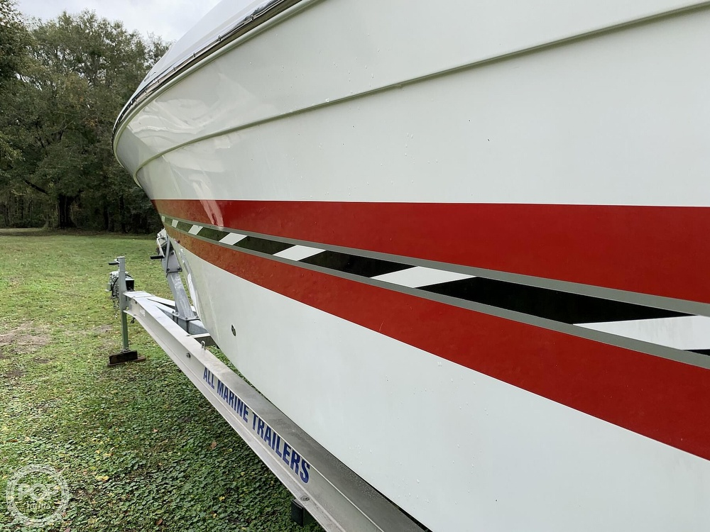 1989 Cigarette boat for sale, model of the boat is Bullet 31 & Image # 21 of 40