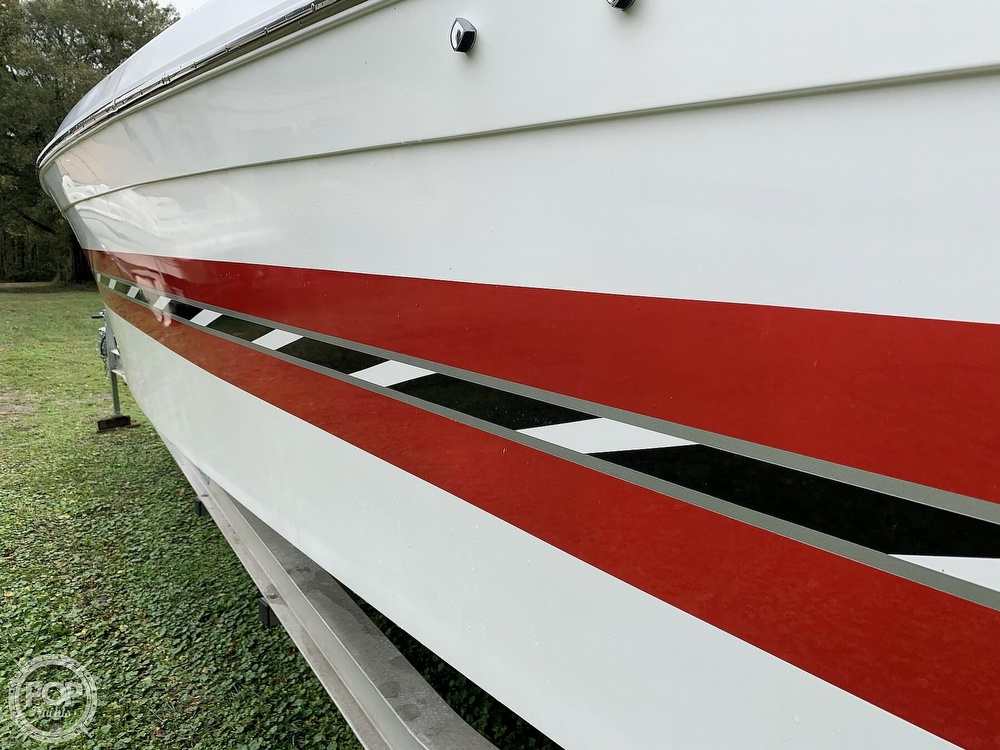 1989 Cigarette boat for sale, model of the boat is Bullet 31 & Image # 24 of 40
