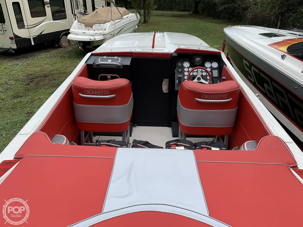 1989 Cigarette boat for sale, model of the boat is Bullet 31 & Image # 34 of 40