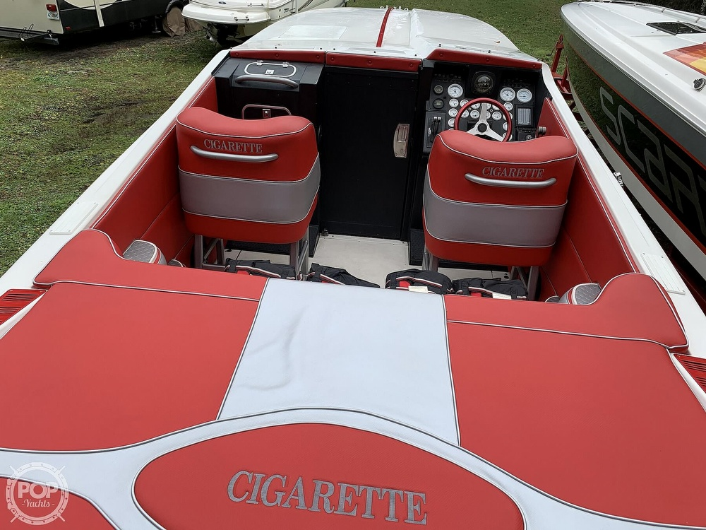 1989 Cigarette boat for sale, model of the boat is Bullet 31 & Image # 39 of 40