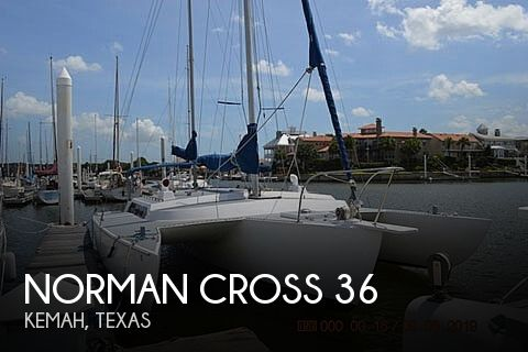 Used Sailboats For Sale in Texas by owner | 1982 Norman Cross 36