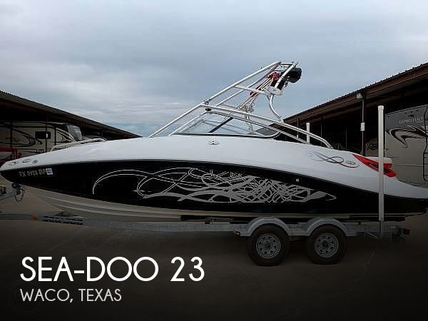 Used Sea-Doo Boats For Sale by owner | 2008 Sea-Doo 23