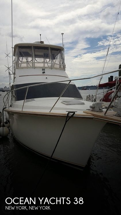 1988 OCEAN YACHTS 38 SUPER SPORT for sale