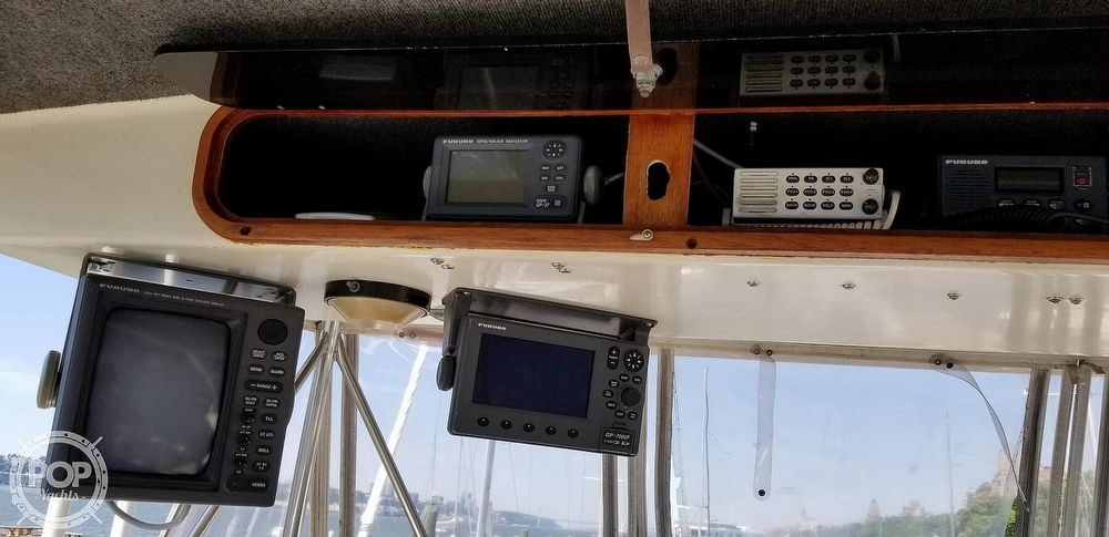 1988 Ocean Yachts boat for sale, model of the boat is 38 Super Sport & Image # 3 of 40