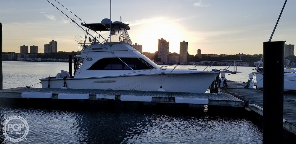 1988 Ocean Yachts boat for sale, model of the boat is 38 Super Sport & Image # 33 of 40