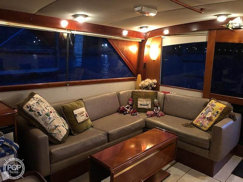 1988 Ocean Yachts boat for sale, model of the boat is 38 Super Sport & Image # 34 of 40