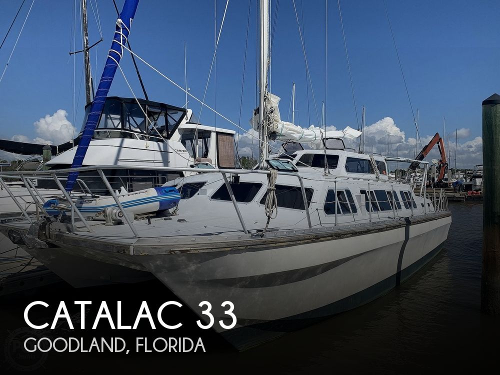 Used Catalac Boats For Sale by owner | 1985 Catalac 33