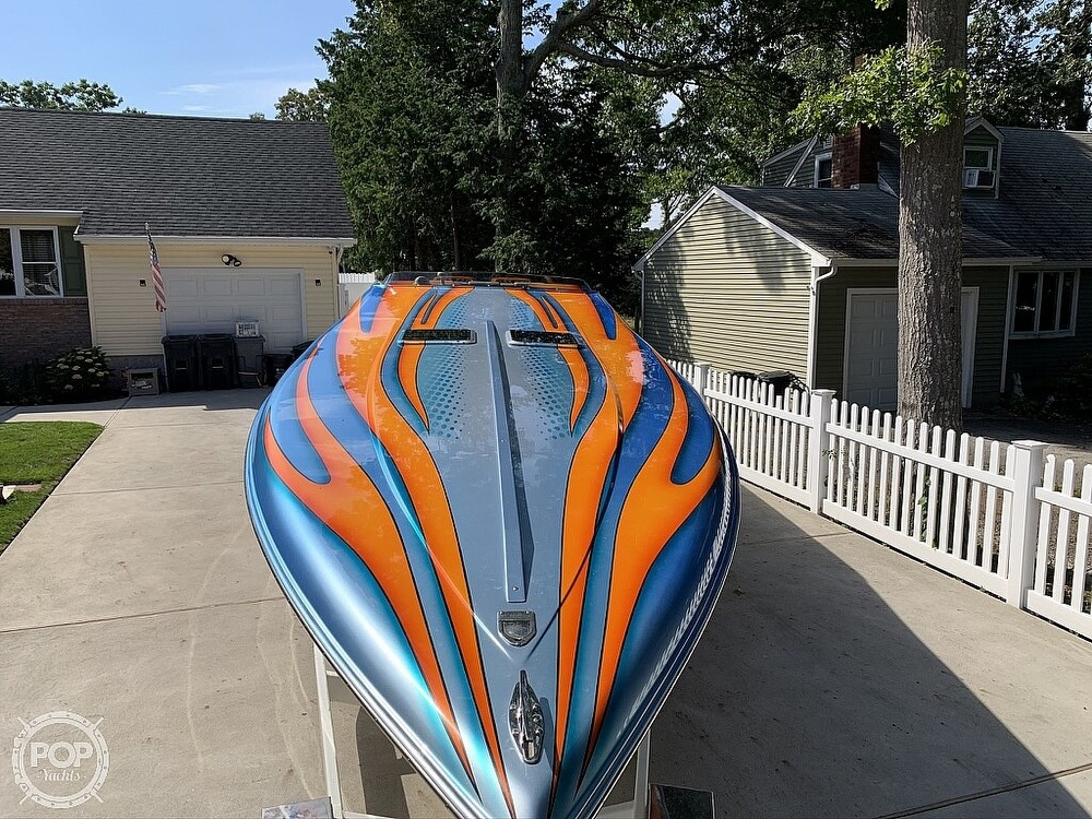 2002 Outerlimits boat for sale, model of the boat is Stiletto 37 & Image # 4 of 41