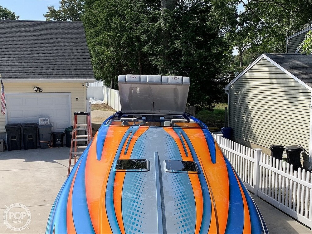 2002 Outerlimits boat for sale, model of the boat is Stiletto 37 & Image # 10 of 41