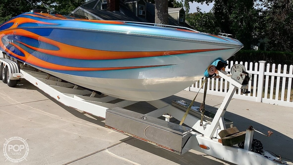 2002 Outerlimits boat for sale, model of the boat is Stiletto 37 & Image # 3 of 41