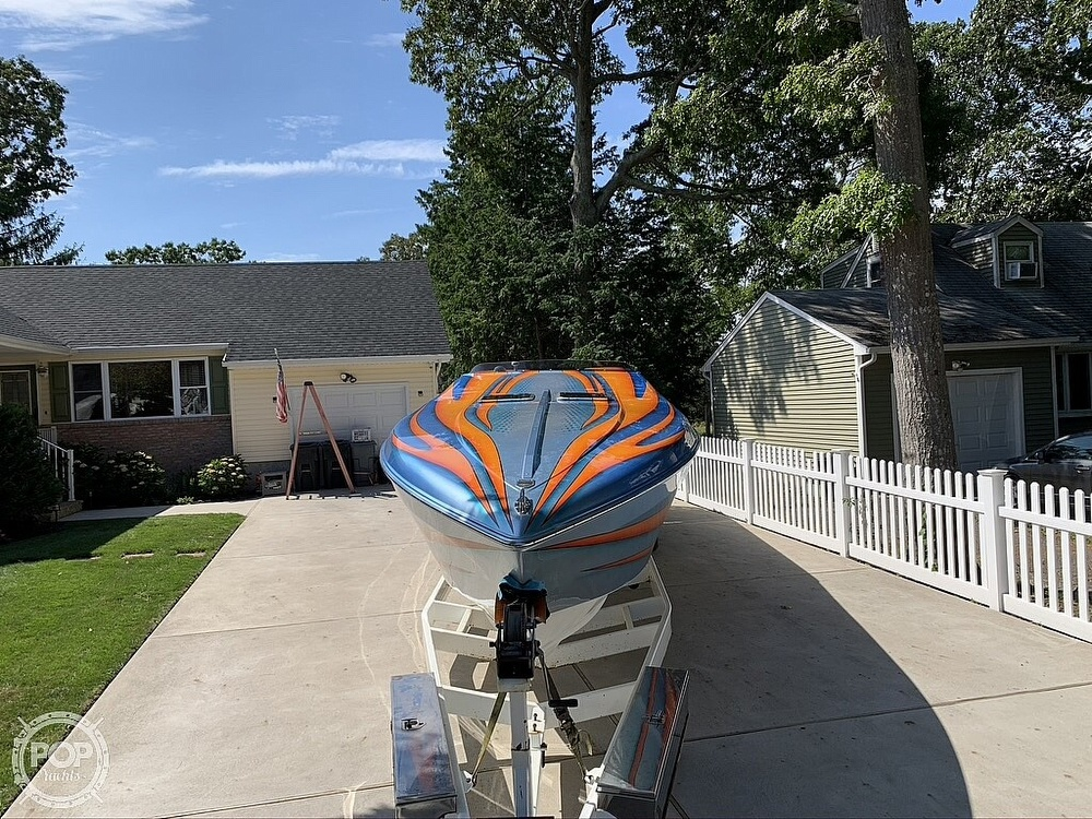 2002 Outerlimits boat for sale, model of the boat is Stiletto 37 & Image # 13 of 41