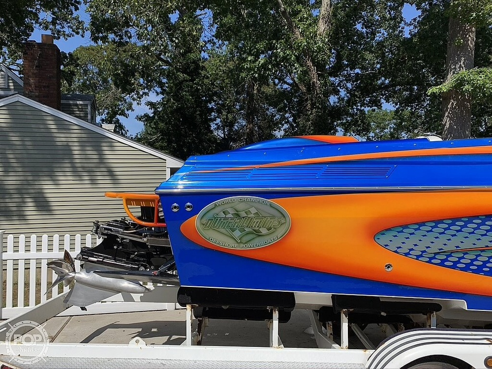2002 Outerlimits boat for sale, model of the boat is Stiletto 37 & Image # 15 of 41