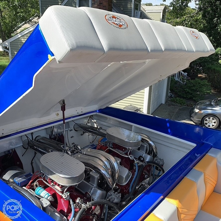 2002 Outerlimits boat for sale, model of the boat is Stiletto 37 & Image # 21 of 41