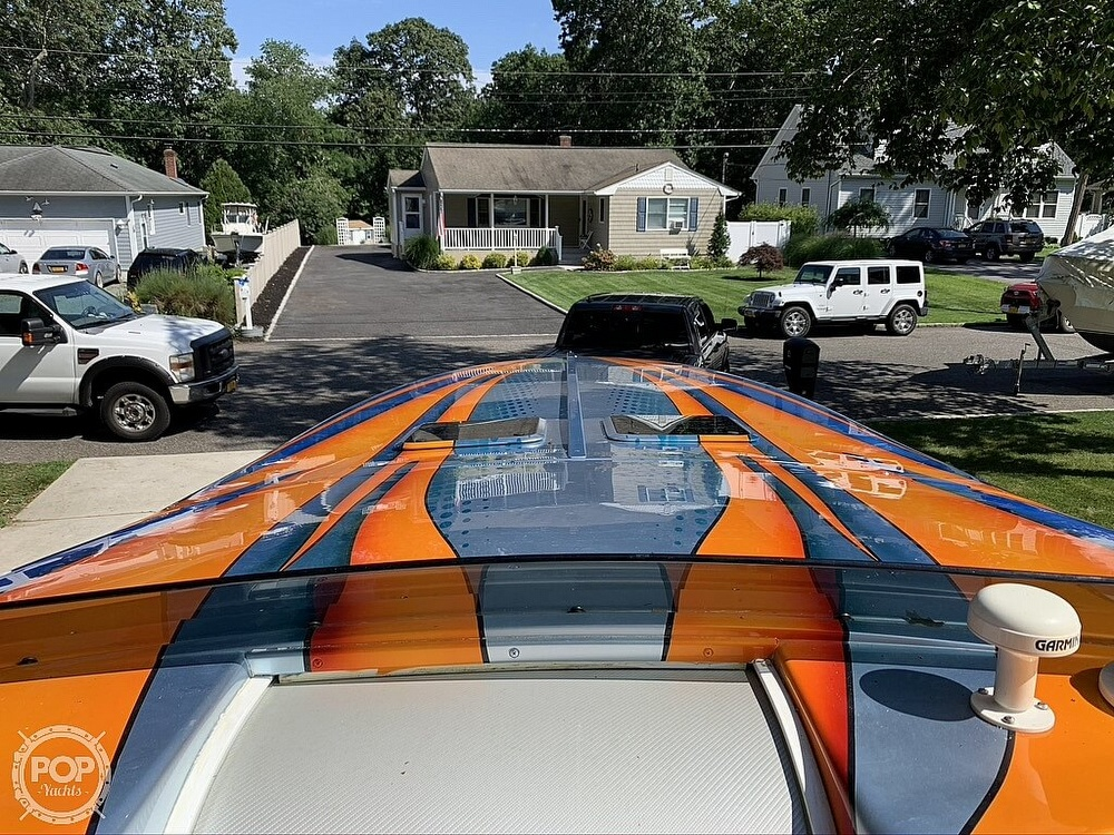 2002 Outerlimits boat for sale, model of the boat is Stiletto 37 & Image # 23 of 41