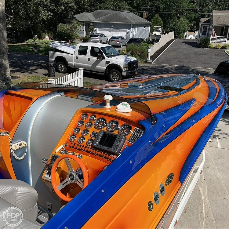 2002 Outerlimits boat for sale, model of the boat is Stiletto 37 & Image # 30 of 41