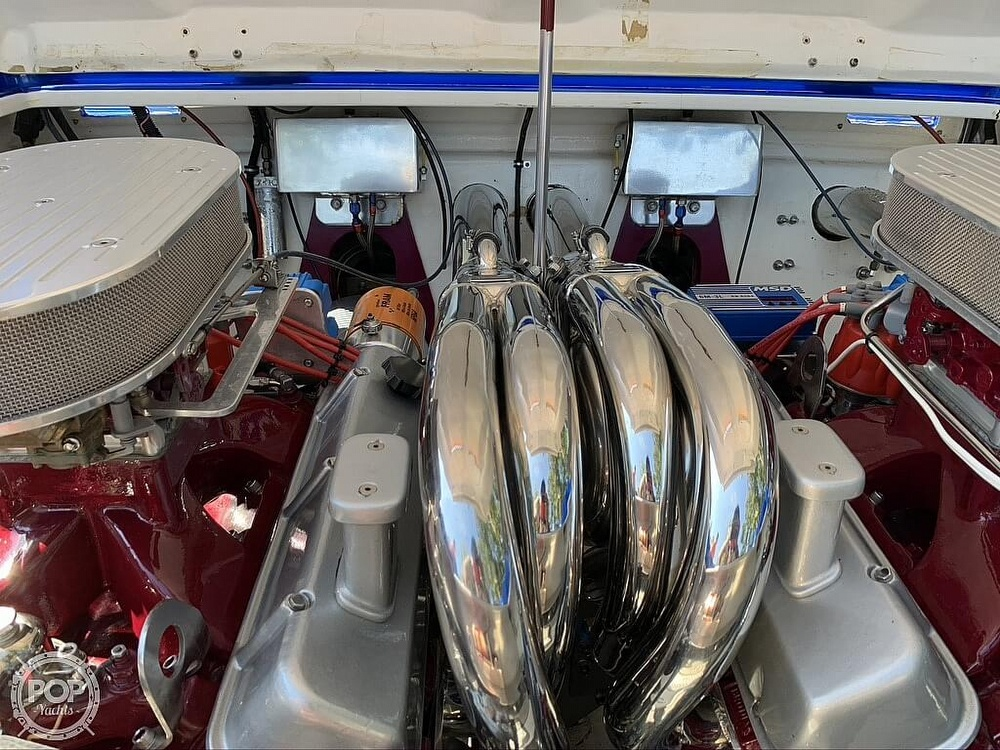 2002 Outerlimits boat for sale, model of the boat is Stiletto 37 & Image # 33 of 41
