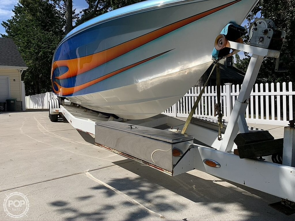 2002 Outerlimits boat for sale, model of the boat is Stiletto 37 & Image # 16 of 41