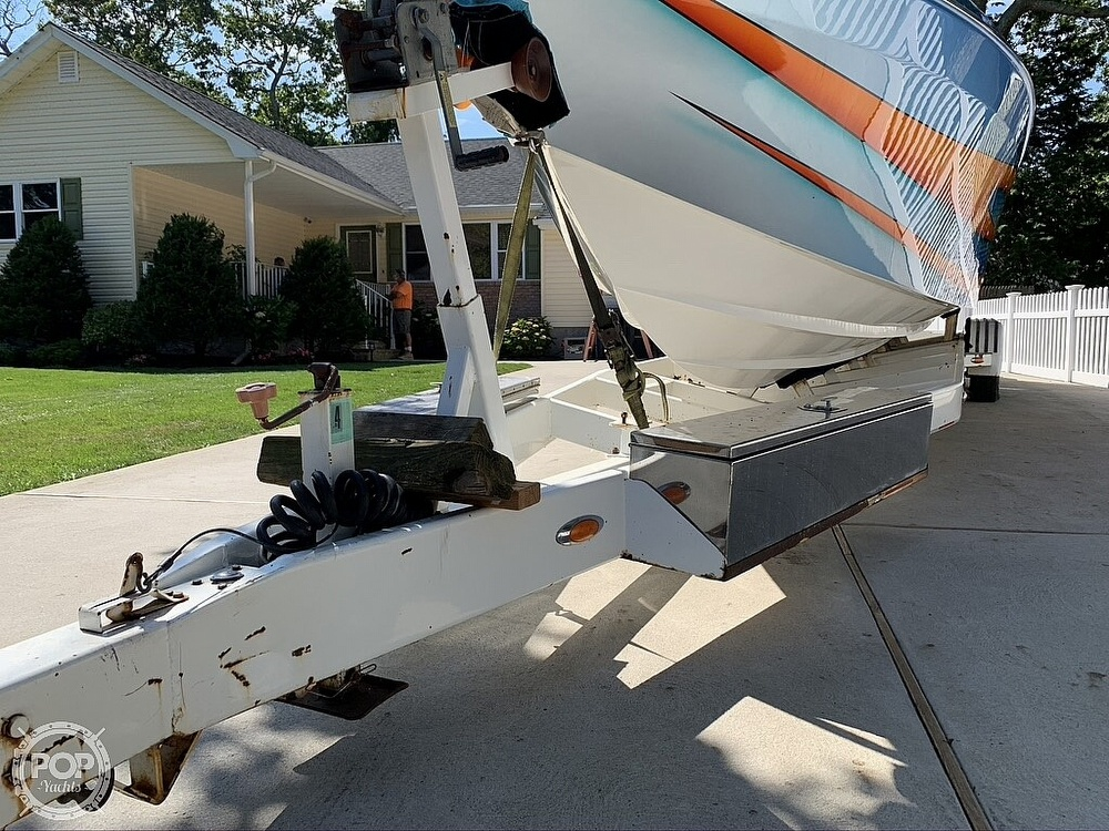 2002 Outerlimits boat for sale, model of the boat is Stiletto 37 & Image # 17 of 41