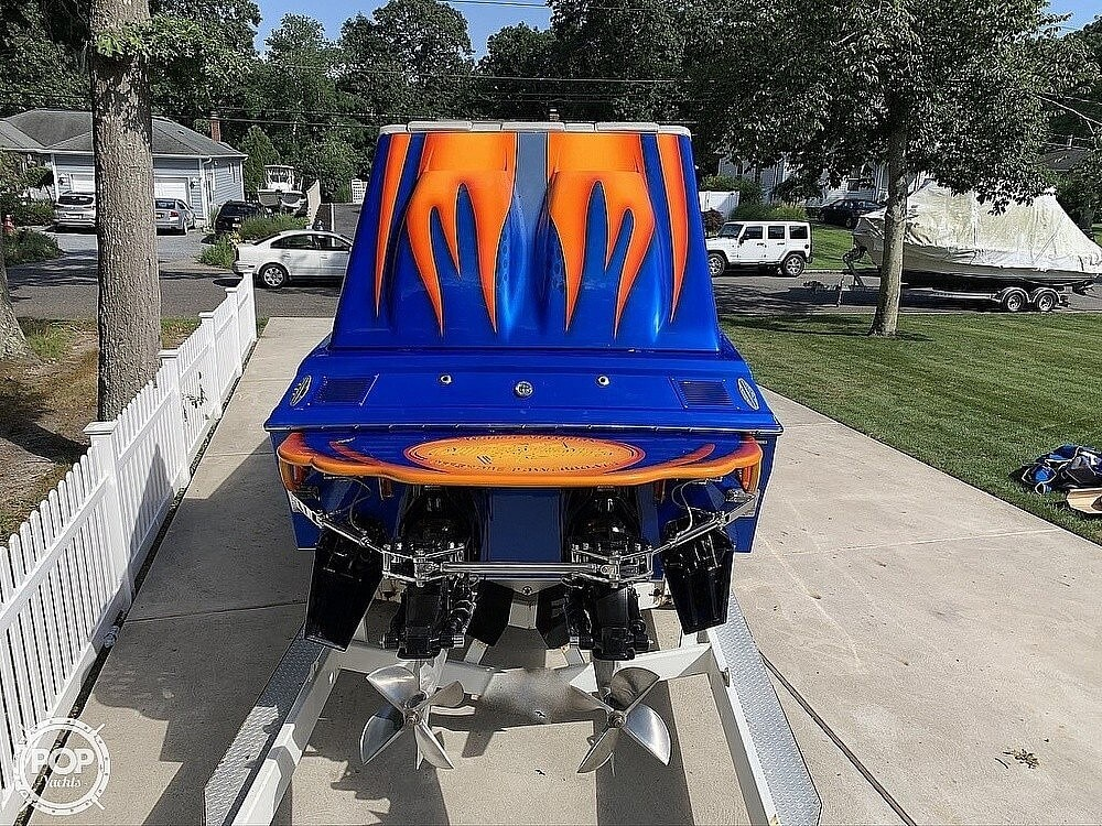 2002 Outerlimits boat for sale, model of the boat is Stiletto 37 & Image # 41 of 41