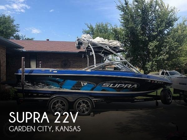 Used Boats For Sale in Kansas by owner | 2008 Supra 22