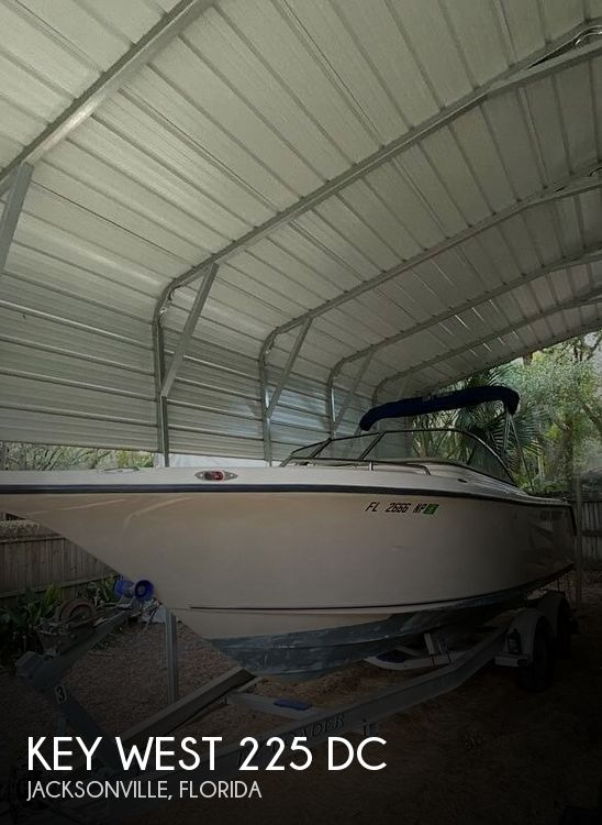 Used Key West Boats For Sale in Jacksonville, Florida by owner | 2008 Key West 225 DC