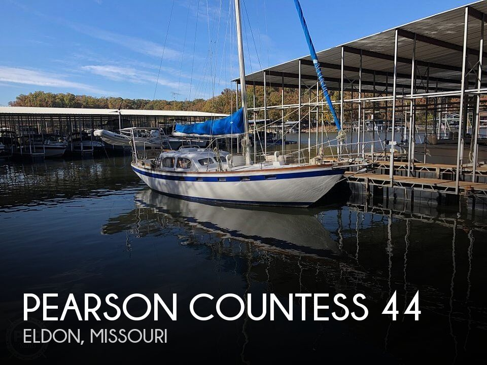 Used Pearson Sailboats For Sale by owner | 1966 Pearson Countess 44