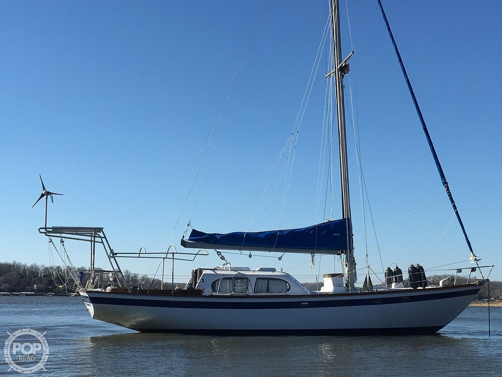 1966 Pearson boat for sale, model of the boat is Countess 44 & Image # 2 of 40