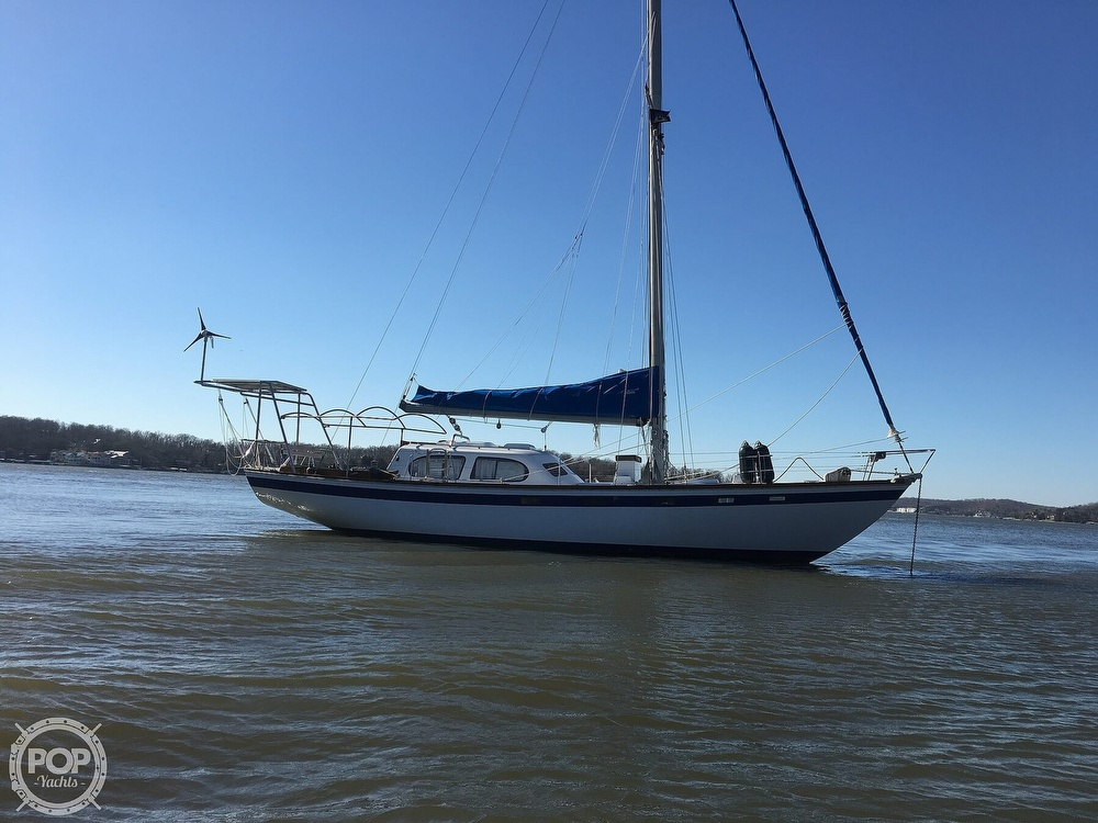 1966 Pearson boat for sale, model of the boat is Countess 44 & Image # 3 of 40