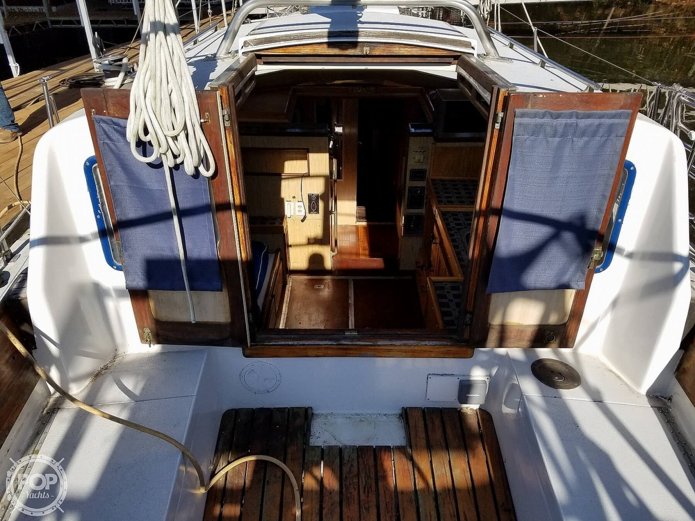 1966 Pearson boat for sale, model of the boat is Countess 44 & Image # 20 of 40