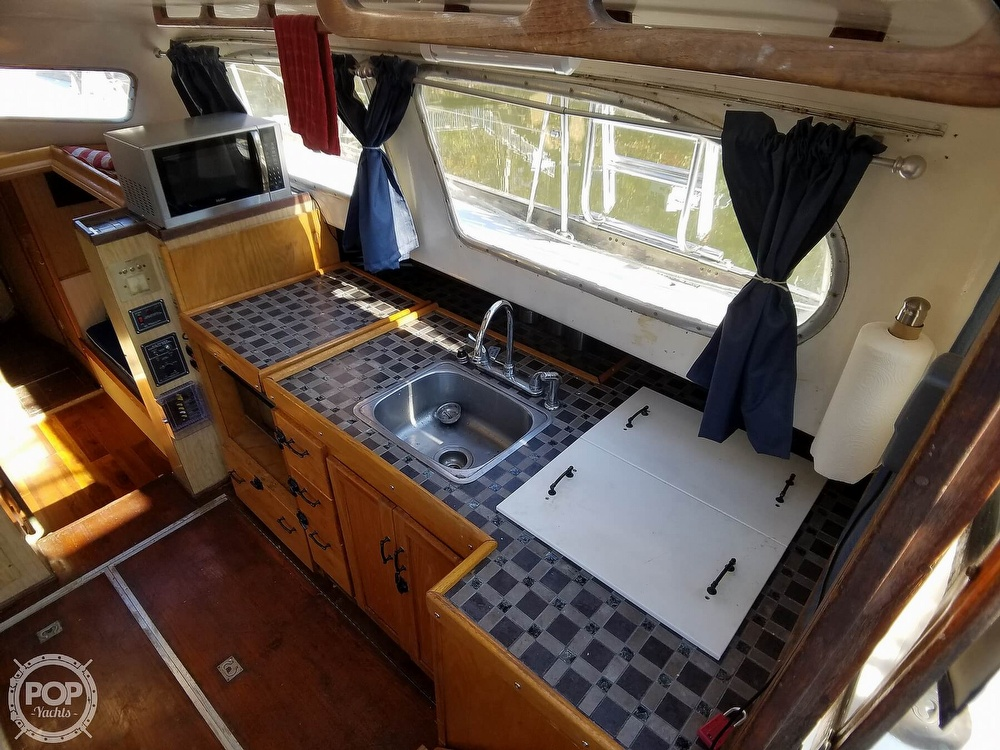 1966 Pearson boat for sale, model of the boat is Countess 44 & Image # 26 of 40