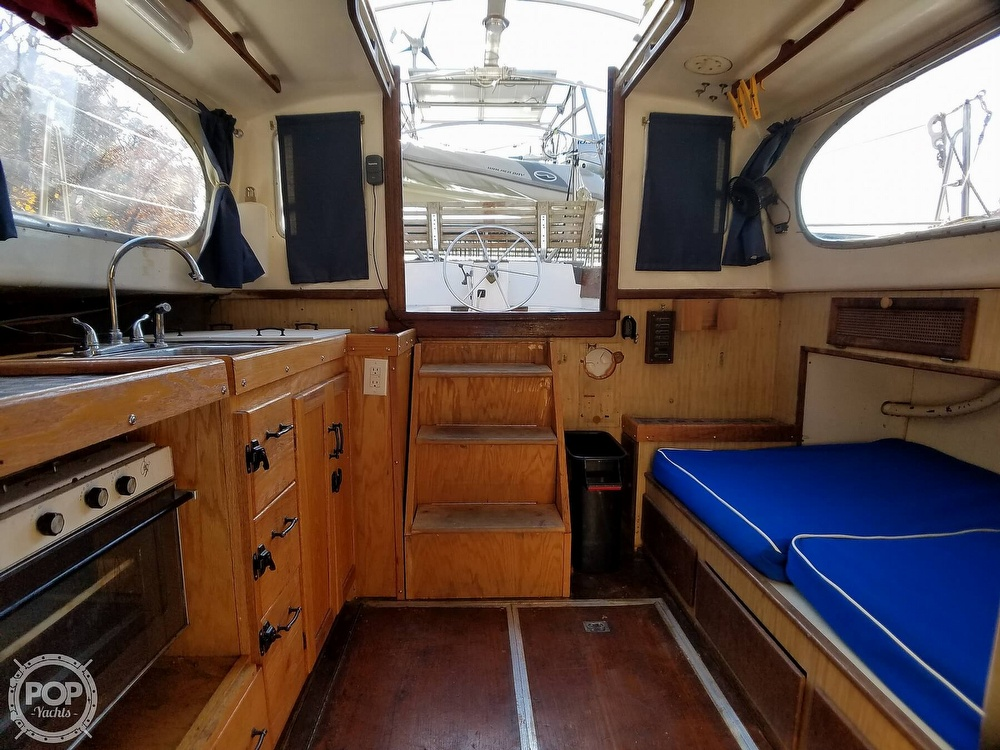 1966 Pearson boat for sale, model of the boat is Countess 44 & Image # 31 of 40