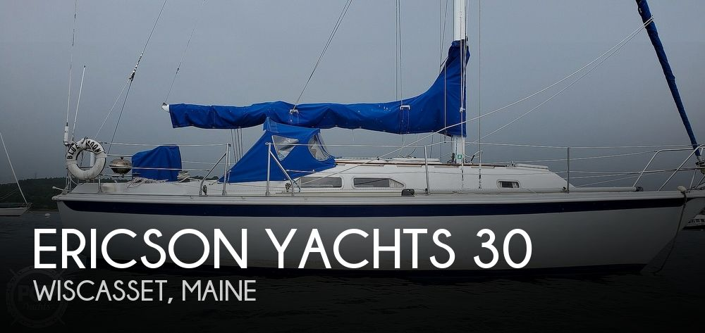 1983 Ericson Yachts boat for sale, model of the boat is 30 & Image # 1 of 40
