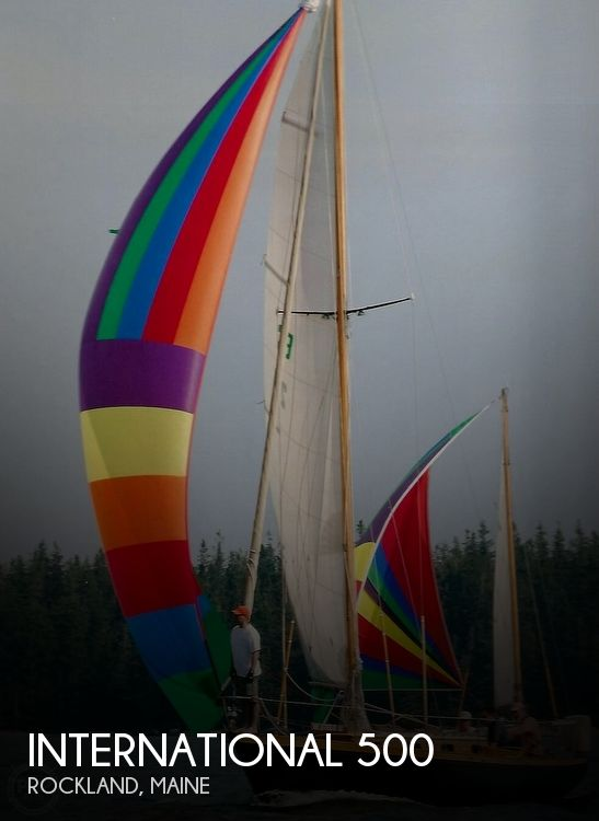 Used International Boats For Sale by owner | 1963 International 500 Yawl